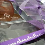 Box of choccie goodies